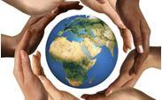 Hände, Erde