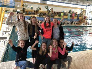 JtfO Schwimmen Regionalentscheid