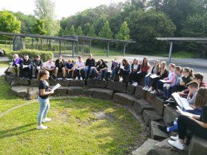 Discipuli orationes habentes – Schüler als Redner